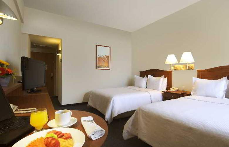 Fiesta Inn Culiacan - Room - 14