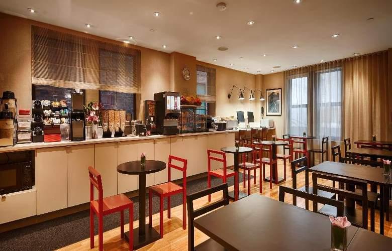 Best Western Plus Hospitality House - Apartments - Restaurant - 116