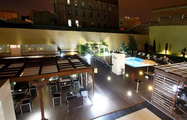 Villa Olimpic@ Suites - Terrace - 8
