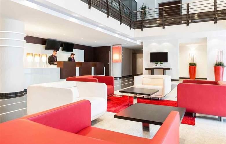 Novotel Luxembourg Centre - Hotel - 49