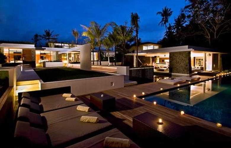 Villa Niloufar - Pool - 4