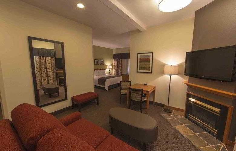 Best Western Rocky Mountain Lodge - Hotel - 2