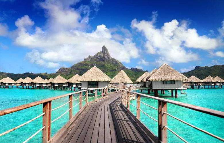 Le Meridien Bora Bora - Hotel - 54
