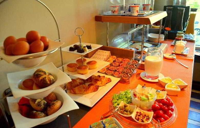 NL Hotel Leidseplein - Restaurant - 9