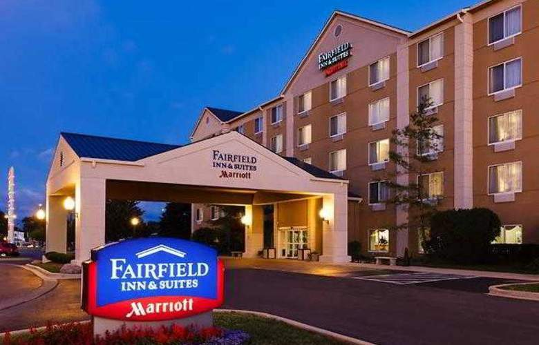 Fairfield Inn & Suites Chicago Midway Airport - Hotel - 8