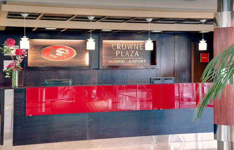 Crowne Plaza Madrid Airport - General - 1