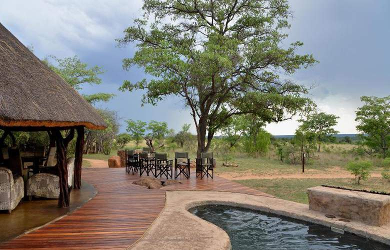 Kwafubesi Tented Safari Camp - Pool - 18