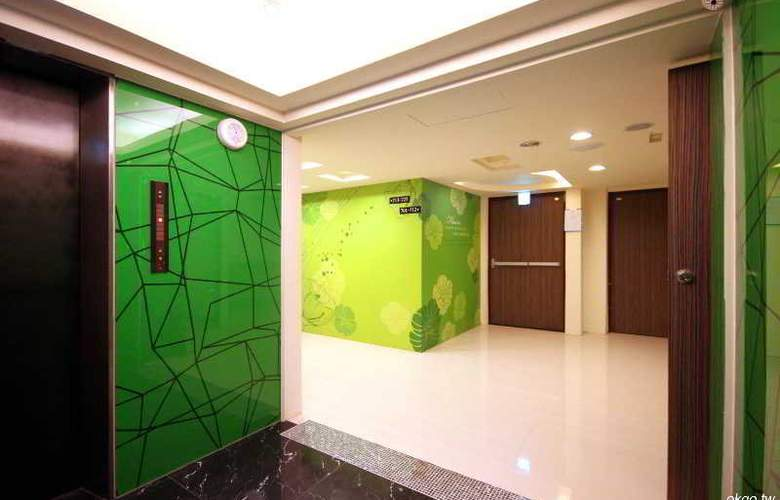 Taichung One Chung Business Hotel - Hotel - 0