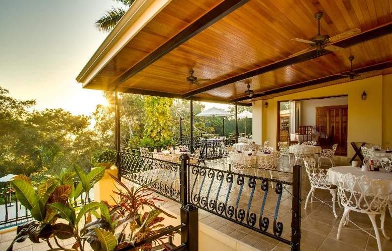 San Ignacio Resort - Restaurant - 3