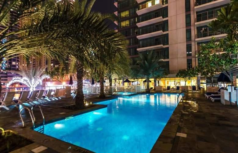 Nuran Marina Serviced Residences - Pool - 5