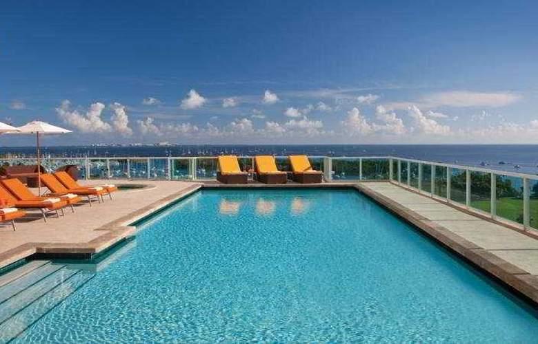 Sonesta Bayfront Hotel Coconut Grove - Pool - 6