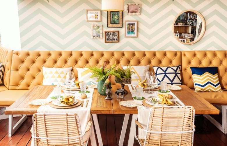 Baobab Suites - Restaurant - 23
