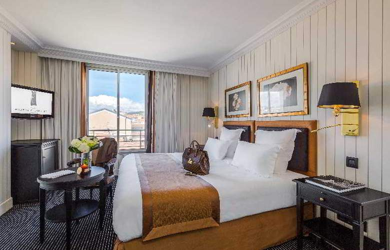 Majestic Barriere - Room - 12
