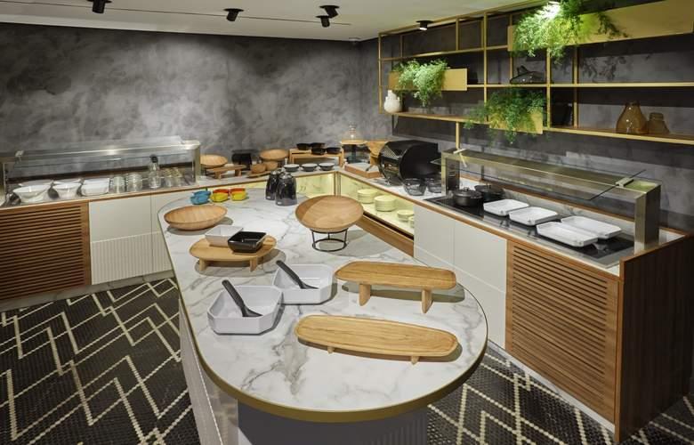 Occidental Alicante - Restaurant - 5