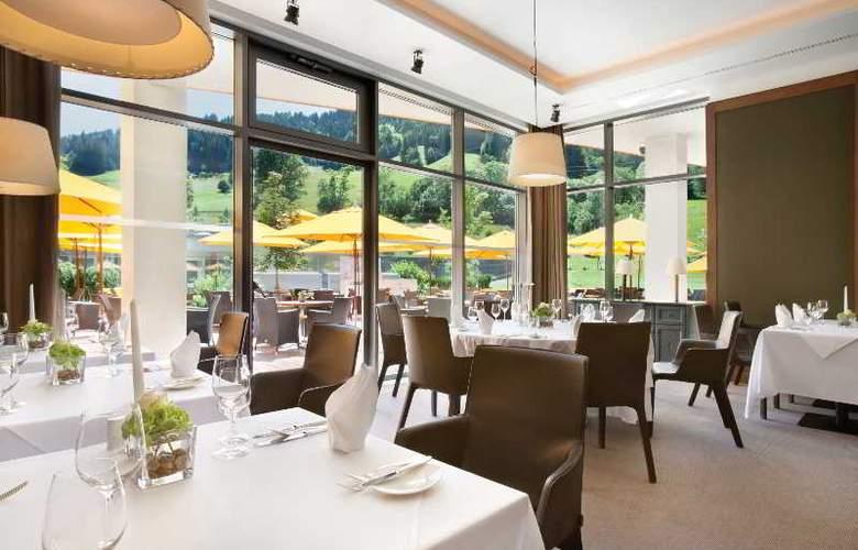 Das Tirol Kempinski - Restaurant - 9