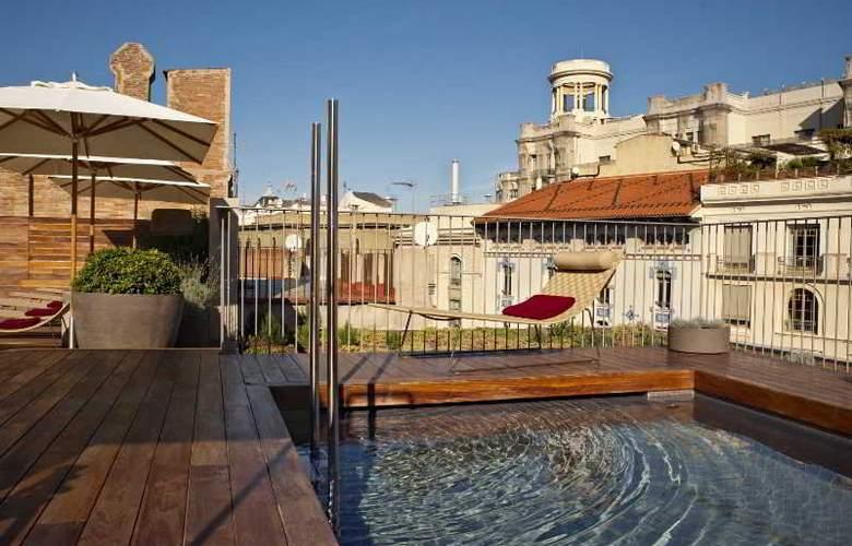 Mercer Barcelona - Terrace - 12
