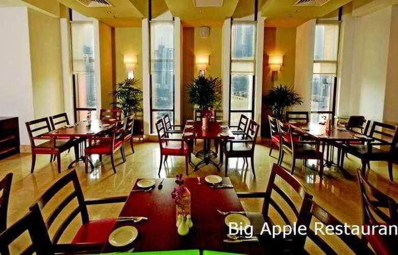 Berjaya Times Square Hotel Kuala Lumpur - Restaurant - 6