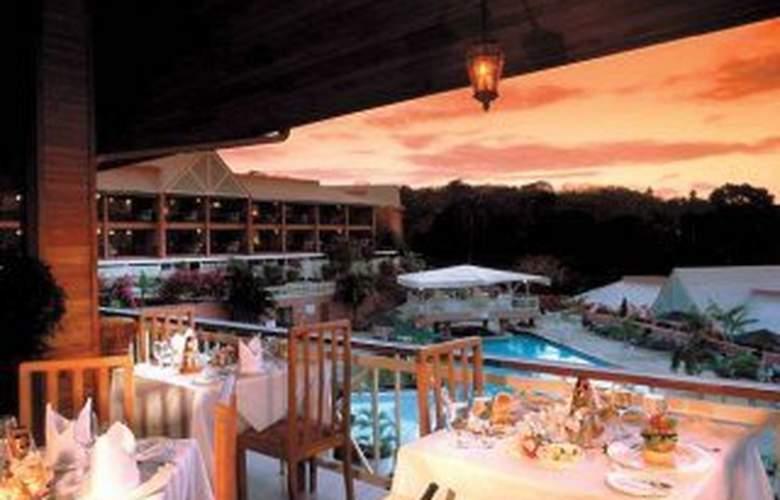 Le Grand Courlan Spa Resort All Inclusive - Restaurant - 8