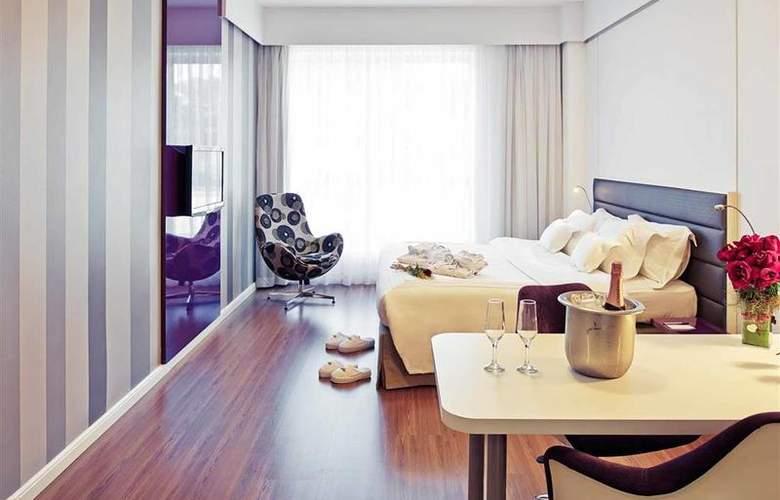 Mercure Sao Paulo Nortel Hotel - Hotel - 58