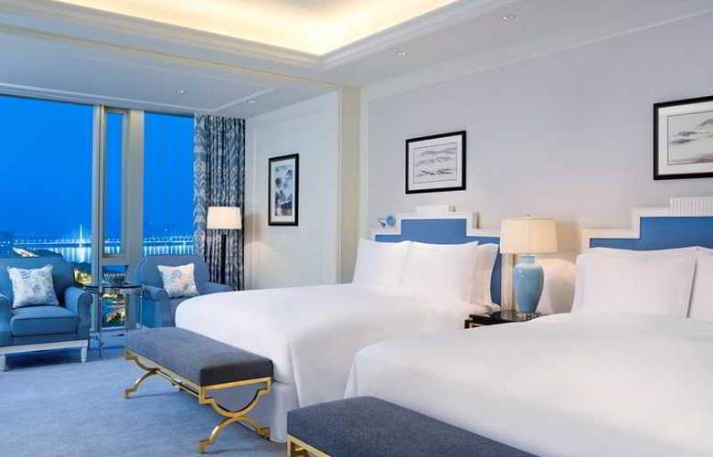 The Azure Qiantang,a Luxury Collection Hotel - Room - 5