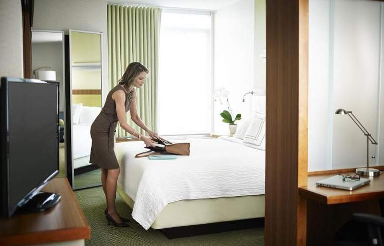 Springhill Suites Syracuse Carrier Circle - Hotel - 0