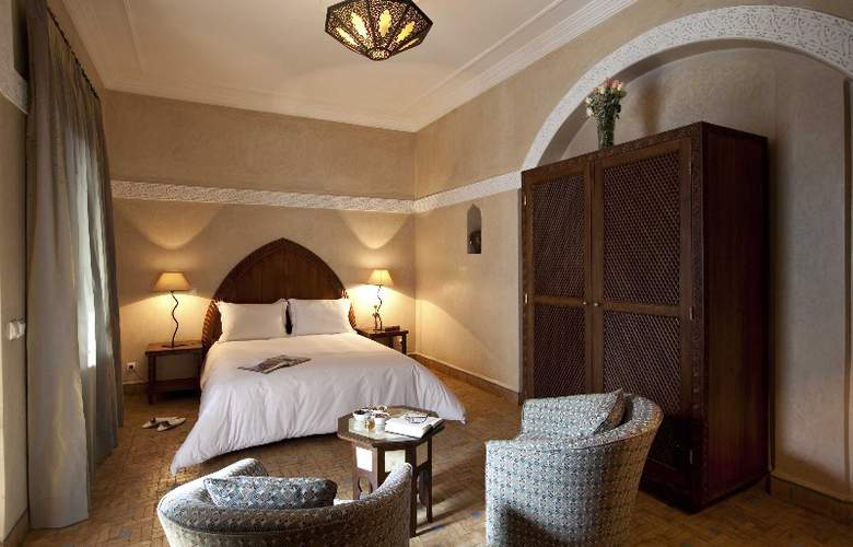 Riad Les Bougainvilliers - Room - 4
