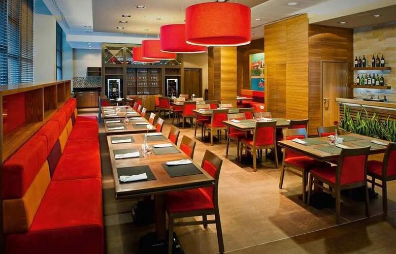 Warszawa Airport - Restaurant - 29