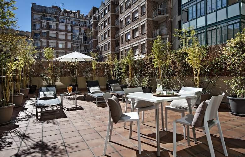 Eric Vokel Gran Via Suites - Terrace - 15