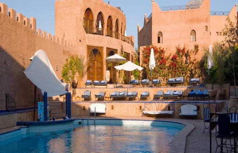 Kasbah Le Mirage - Pool - 4