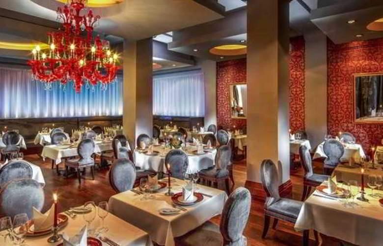 The Grand Mark Prague - Restaurant - 8