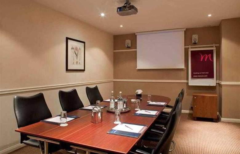 Mercure Milton Keynes Parkside House - Hotel - 19