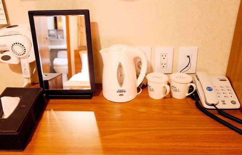 J Hill Hotel Myeongdong - Room - 8