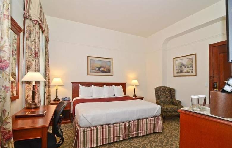 Best  Western Plus Pioneer Square - Room - 42