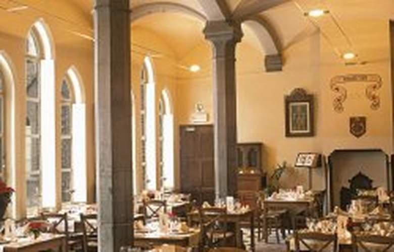 Monasterium PoortAckere - Restaurant - 2