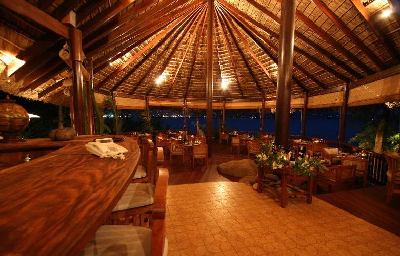 Cerf Island Resort - Restaurant - 4