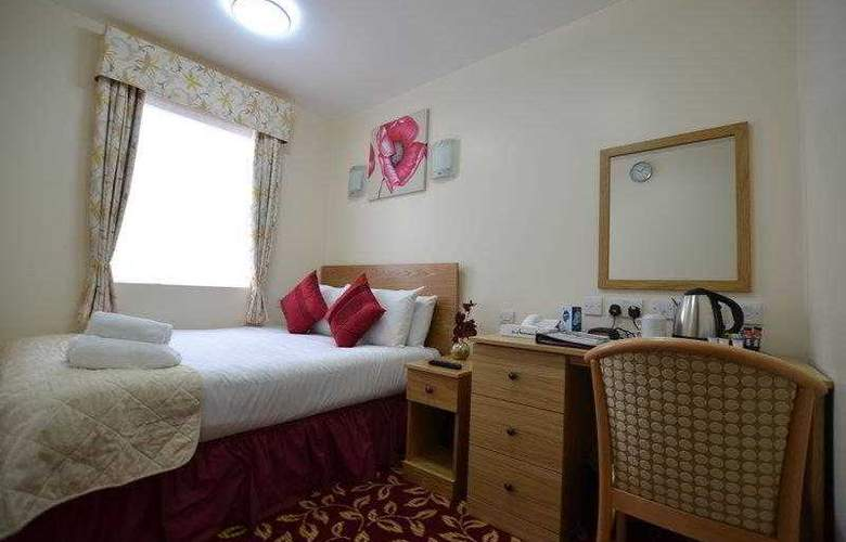 Best Western Greater London - Hotel - 20