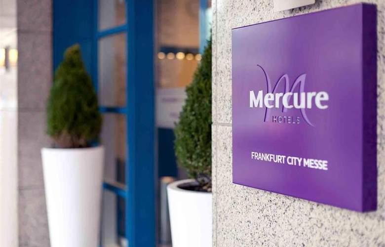 Mercure Hotel Frankfurt City Messe - Hotel - 15