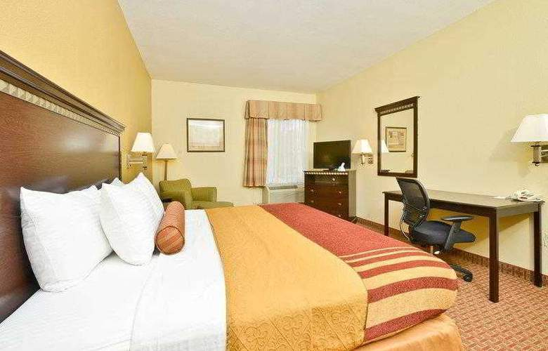 Best Western Greenspoint Inn and Suites - Hotel - 10