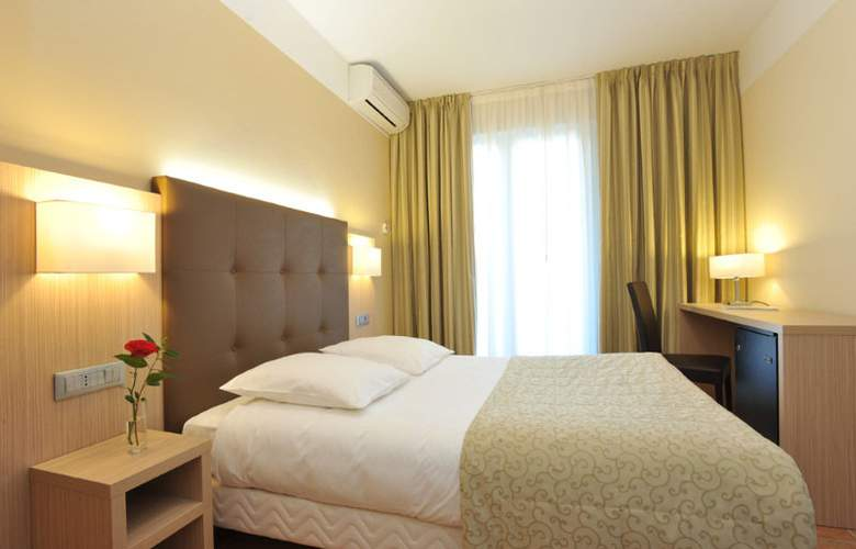 Rotonde Hotel - Room - 2