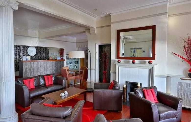 Best Western York House - Hotel - 41