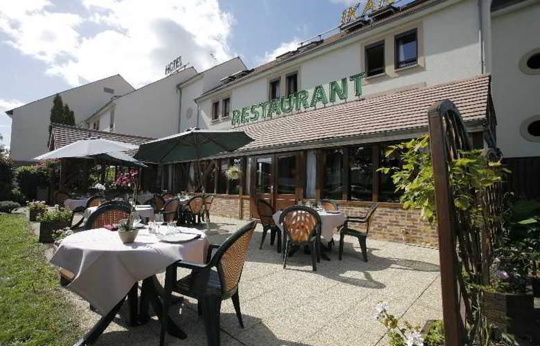 The Originals Blois Sud Ikar - Terrace - 10