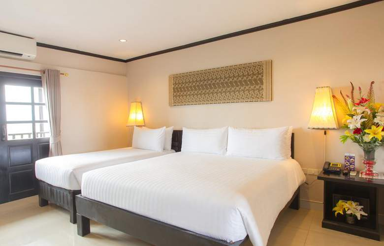 Golden Tulip Hotel Essential Pattaya - Room - 8