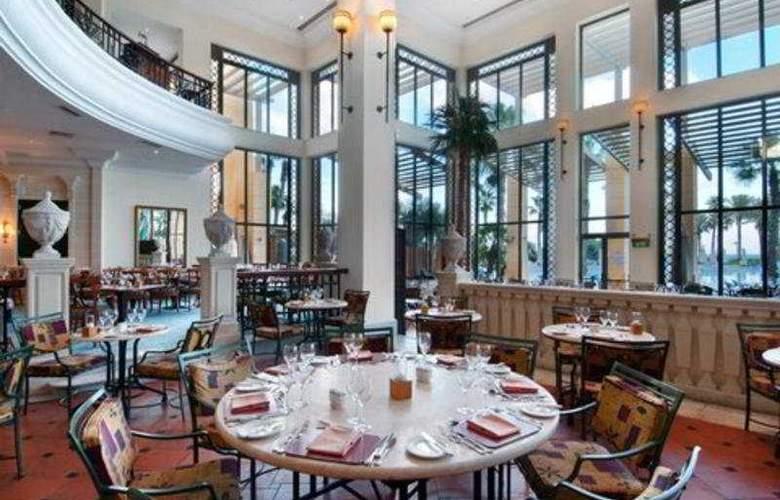 Hilton Malta - Restaurant - 7