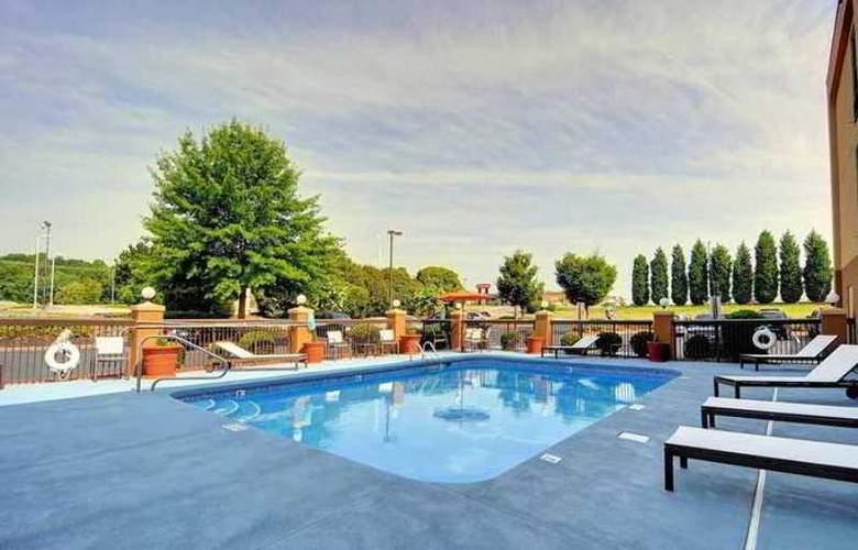 Hampton Inn Eden - Hotel - 29