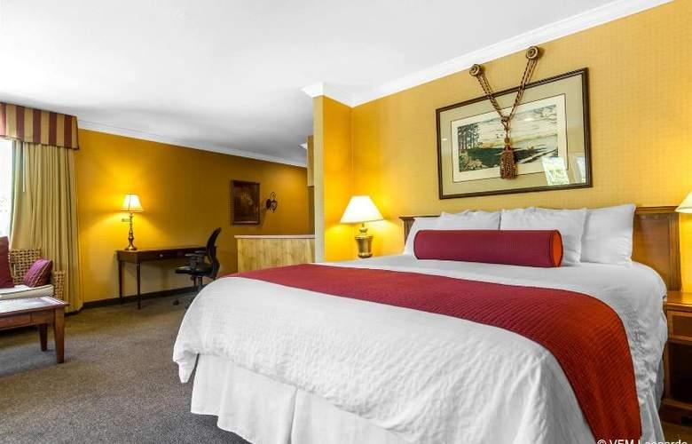 UpValley Inn & Hot Springs - Room - 5