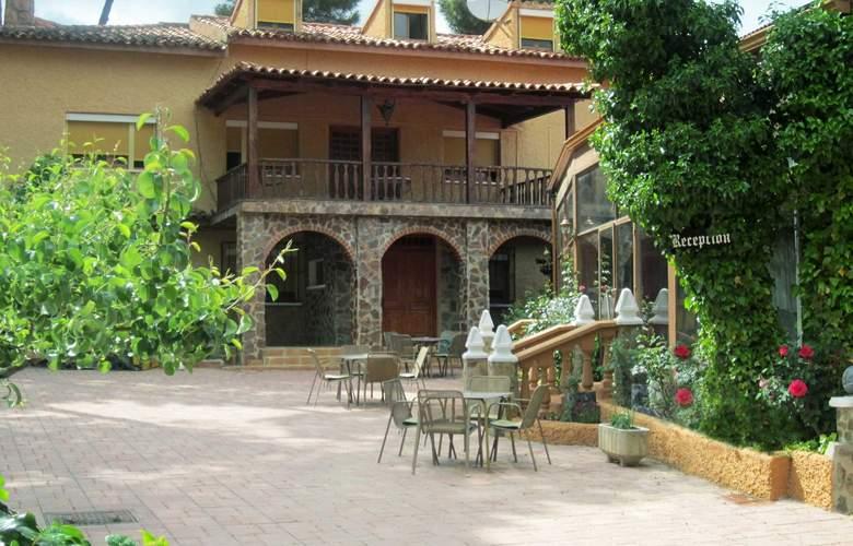 Finca Rural La Villa Don Quijote - Hotel - 9