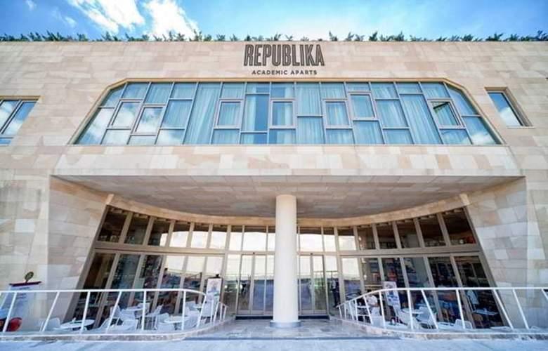 Republika Ortakoy Aparts - Hotel - 5