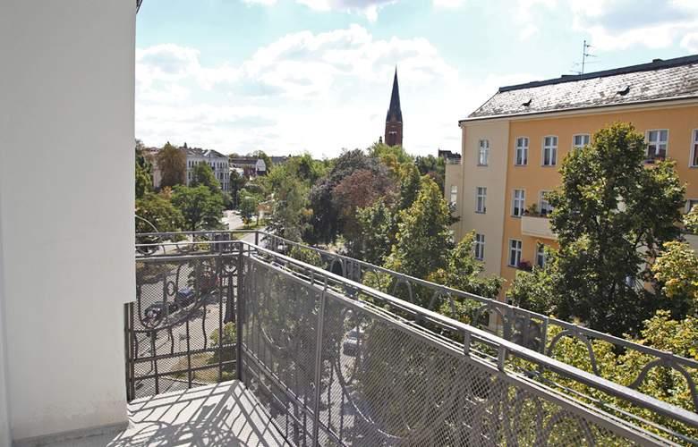 Exe Hotel Klee Berlin - Terrace - 18