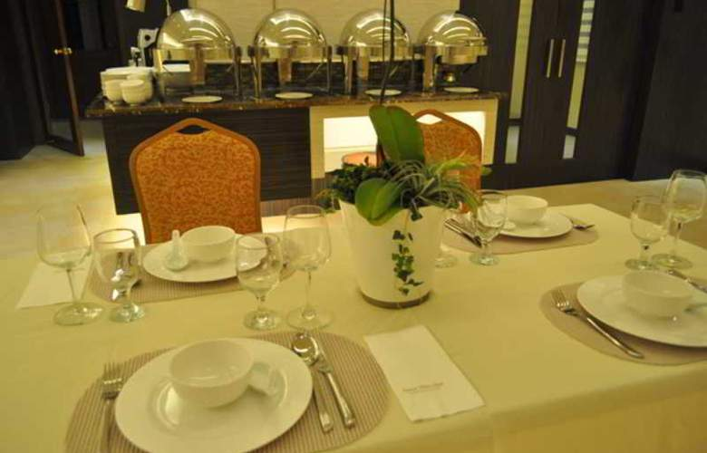 Imperial Palace Suites Quezon City - Restaurant - 9