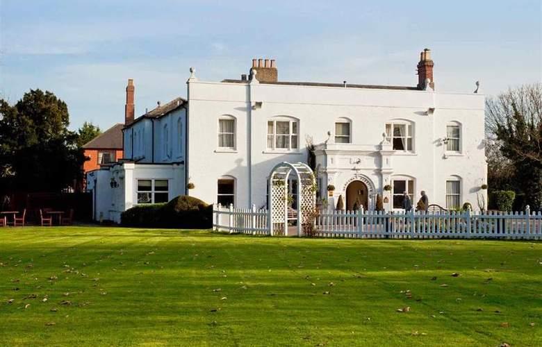 Mercure Milton Keynes Parkside House - Hotel - 34